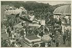 Dreamland TrainAir tethered aeroplanes ca 1930s | Margate History