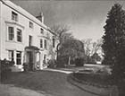 Grove House entrance 1951