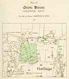 Grove House map 1951