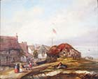 View from No Mans Land [Oil Painting]| Margate History