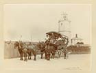 Horse coach North Foreland lighhouse  | Margate History