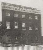Perrys Convalescent Home for Children Chateau Bellevue Wilderness | Margate History