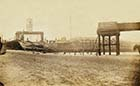 Storm damage to Jetty 1877 [CDV] | Margate History
