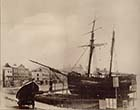 Parade wih the Flora on the Slipway 1860 | Margate History