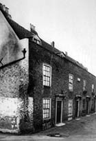 Churchfield Cottages opposite Kidmans Row | Margate History