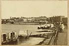 Marine Terrace sands and back of bathing rooms | Margate History