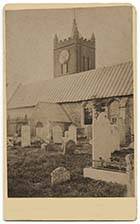 St Johns Church CDV mod Margate History
