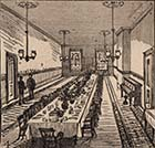 Dane Hill House School Dining Hall [Guide 1888]