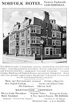 Eastern Esplanade/Norfolk Hotel [Guide 1912]