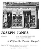 Alexandra Road/ Jones Boots and Shoes [Guide 1903]