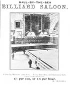 Hall by the Sea Billiard Saloon  | Margate History
