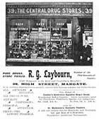 High Street/Laybourn Central Drug Store Nos 39 [Guide 1903]