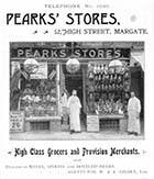 High Street/ Pearks' Stores No 52 [Guide 1903]