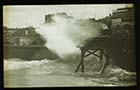 Cold Harbour Walkway during storm | Margate History