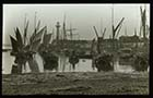 Harbour crowded at low tide [Lantern Slide] | Margate History