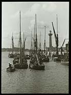 Harbour at high tide [Lantern Slide] | Margate History