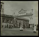 Jetty entrance [Lantern Slide] | Margate History