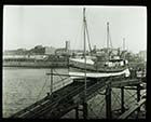 Lifeboat on Ramp [Lantern Slide]  | Margate History