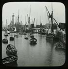 Harbour at high tide [Lantern Slide]| Margate History