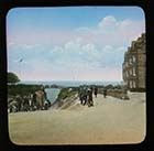 Newgate Gap Bridge [Lantern Slide]  | Margate History