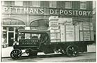 Pettmans Depository Athelstan Road Steam Lorry 1920s | Margate History