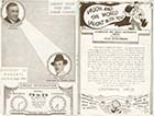 Casino Circus programme Description pages 2 and 3 ca 1946 | Margate History