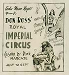 Don Ross Circus ca 1946   | Margate History