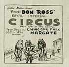 Don Ross's Circus ca 1946 | Margate History