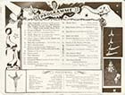 Casino Circus programme Middle pages ca 1946 | Margate History