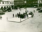 Cecil square 1934 site of proposed underground toilets | Margate History