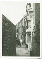 Garden Row from Garden Alley end | Margate History