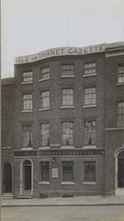Isle of Thanet Gazette Office 25 Cecil Square | Margate History