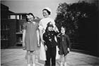 Helen Bailey with patients 1931 | Margate History