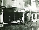 Market Street Sidney Place fire | Margate History
