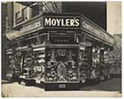 Moylers 219- 221 Northdown Road, Norfolk Road jnc 1965  | Margate History