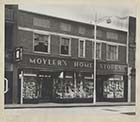 Moylers Home Stores 208-210 Northdown Road 1960s  | Margate History