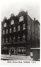 Pettmans Depository Athelstan Road | Margate History