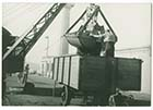 Unloading coal at Pier | Margate History