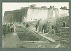 Excavation work Feb 1911 | Margate History
