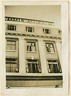 Building the Woolworth store 1930 | Margate History