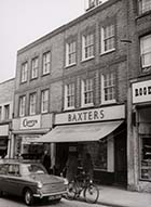 Baxters 89-91 High Street | Margate History