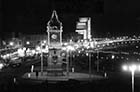 Clock Tower lit up | Margate History