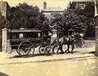 Northumberland Road with SER Coach July 1892 [Hobday] Margate History
