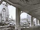 Holy Trinity Church Bombed Interior [John Robinson]