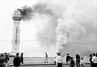Lido Tower On Fire | Margate History