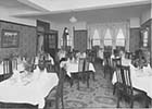 Dining room  Kingscliffe Hotel 1914 [Lyn Offord] Margate History