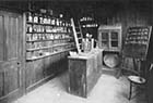 Stanley House School chemistry lab ca 1920s