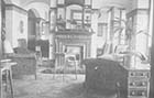 Kingscliffe Hotel lounge   1922 [Lyn Offord]] Margate History