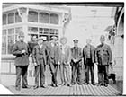 Staff on Jetty Extension c1905| Margate History