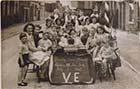 Brockley Road VE childrens party 9th May 1945 | Margate History